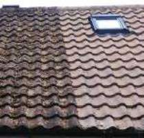 Godalming roof cleaning